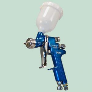 Pistola de Pulverização Compacta Mini DeVilbiss